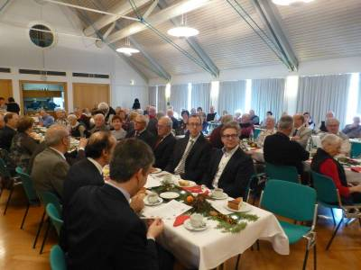 ADVENTSFEIER 2015 -